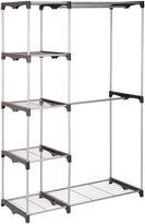 Honey-Can-Do Double-Rod Freestanding Closet