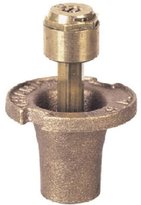 Champion IRRIG DIV ARROWHEAD BRASS.5-Inch Quarter-Circle Pop-Up Sprinkler Head