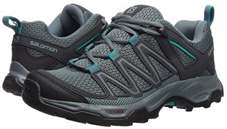 Salomon Pathfinder (Stormy Weather/Phantom/Tropical Green) Women's Shoes