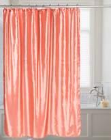 Carnation Home Fashions FSC15-FS/81 Shimmer Faux Silk Shower Curtain