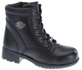 Harley-Davidson Women's Raine Steel Toe Work Boot Women's Shoes