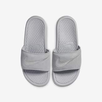 Nike Women's Sandal Benassi JDI Leather SE