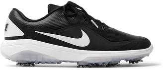 Nike React Vapor 2 Coated-Mesh Golf Shoes