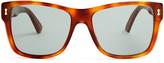 Gucci Tortoiseshell Havana-frame sunglasses