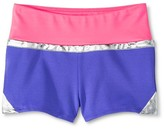 Circo Girls' Gymnastics Color-Block Shorts