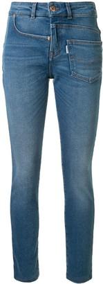 Filles a papa Deconstructed Pocket Jeans