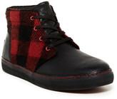 UGG Alin Plaid High Top UGGpure (TM) Sneaker