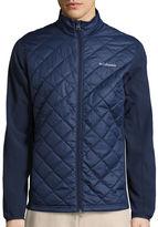 Columbia Warmer Days II Full-Zip Jacket
