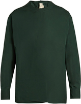 Marni Button-back round-neck shirt