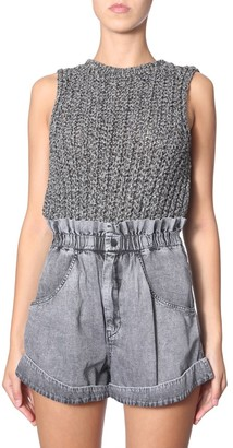 Isabel Marant Knit Sleeveless Top