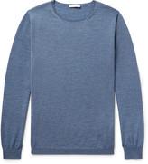Boglioli - Mélange Wool Sweater