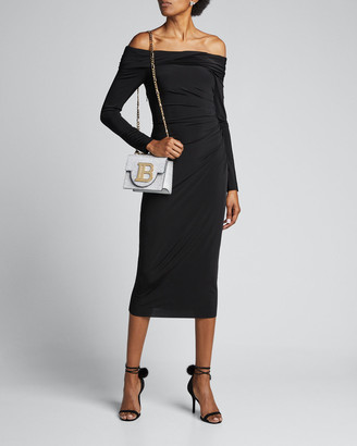 Jason Wu Collection Fluid-Jersey One-Shoulder Cocktail Dress