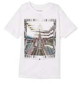Zoo York White Avalon Tee - Boys