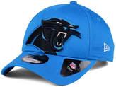New Era Women's Carolina Panthers Glitter Glam 9TWENTY Strapback Cap