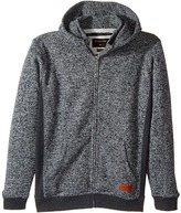 Quiksilver Keller Zip Hoodie Boy's Sweatshirt