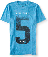 New York 5 Graphic T