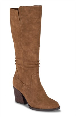 Bare Traps Lilly Tall Block Heel Boot