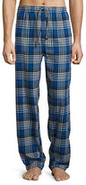 Hudson North Plaid Flannel Lounge Pants