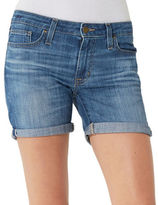 Big Star Faded Denim Shorts