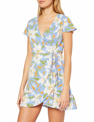 V&A Women's Secret Summer Va Wrap Dress