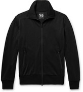 Y-3 Printed Jersey Track Jacket