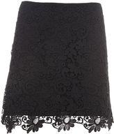 N°21 N 21 Floral Lace Skirt