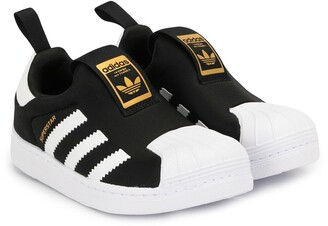 SuperStar adidas Kids 360 slip-on sneakers