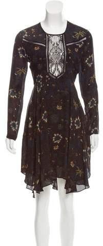 A.L.C. Cynthia Silk Dress w/ Tags