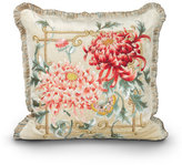 Jay Strongwater CHRYSTANTHEMUM PILLOW