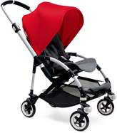 Bugaboo Bee3 Stroller - Red - Grey Melange - Aluminum