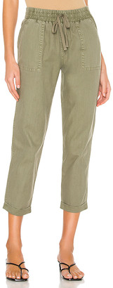 David Lerner Kennedy Cargo Tapered Jogger