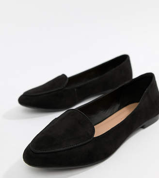 New Look Loafer-Black