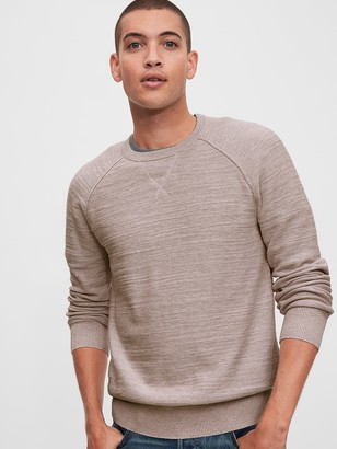 Gap Cozy Classic Crewneck Sweater