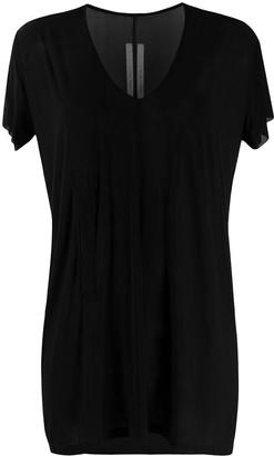 Rick Owens slouchy V-neck T-shirt