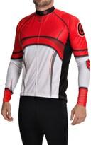 Canari Treader Cycling Jersey - Long Sleeve (For Men)