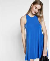 Express Hi-lo Trapeze Dress