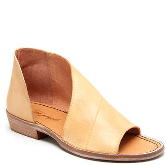 Free People Women's Sandals NATURAL - Natural Mont Blanc Leather Sandal - Women