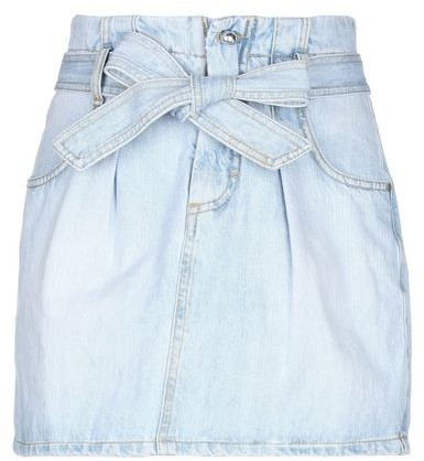 Thumbnail for your product : NORA BARTH Denim skirt
