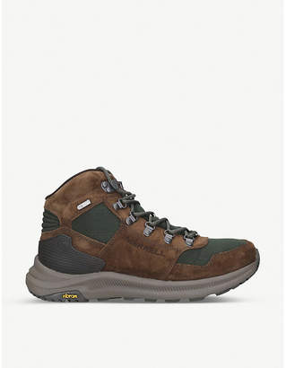 Merrell Ontario suede hiking boots