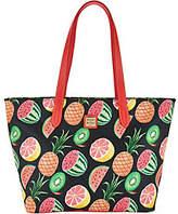 Dooney & Bourke Ambrosia Large Zip ShopperHandbag
