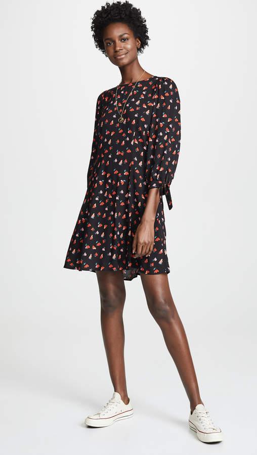 Velvet Marinita Dress
