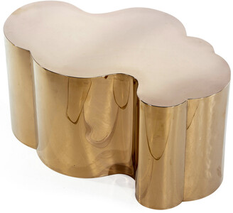Statements By J Kate Chrome Coffee Table