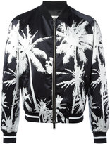 Golden Goose Deluxe Brand Palm bomber jacket - men - Cotton/Polyamide/Polyester/Viscose - XXS