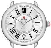 Michele Women's Serein 16 Diamond Dial Round Watch Head, 34Mm X 36Mm