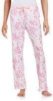 Nautica Floral Pajama Pants