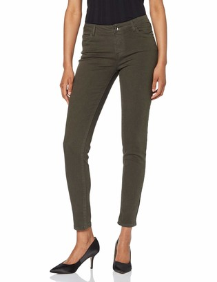 Morgan Women's 191-petra.n/kaki Skinny Jeans