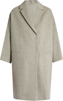 Brunello Cucinelli Double-breasted wool and cashmere-blend coat