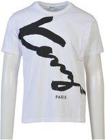 Kenzo T-shirt Signature