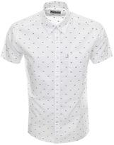 Barbour Short Sleeve Crab Shirt White
