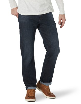 Lee Men's Extreme Motion MVP Athletic-Fit Tapered-Leg Jeans